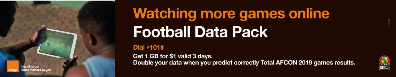 Orange Football Data Pack