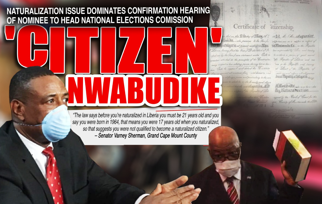 Liberia: Nat'l Elections Commission Chairman-Designate 'Naturalized Citizenship' Comes under Heavy Questioning