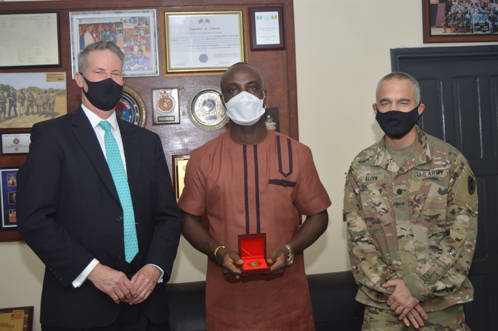 More U.S. Support for Armed Forces of Liberia